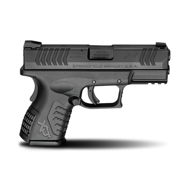 Springfield XDM 3.8″ Compact 9mm